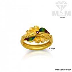 Beautiful Gold Fancy Ring