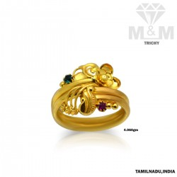 Beautify Gold Fancy Ring