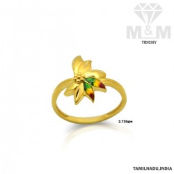 Dainty Gold Casting Ring