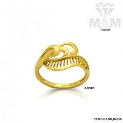 Dandy Gold Casting Ring
