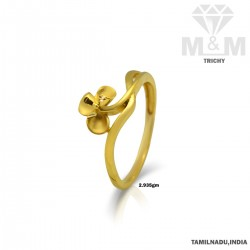 Gallant Gold Casting Ring