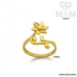 Handsome Gold Casting Ring