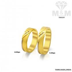 Enormous Gold Couple...