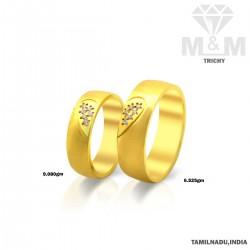 Exquisite Gold Couple...