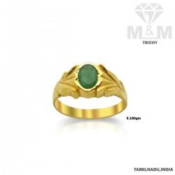 Fabulous Gold Emerald Stone...
