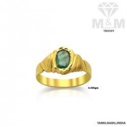 Fantastical Gold Emerald...