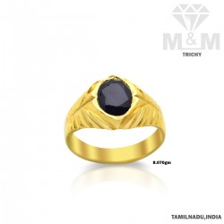 Great Gold Blue Sapphire...