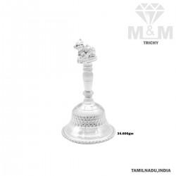 Scenic Silver Pooja Mani
