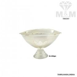 Awesome Silver Vibuthi Madal
