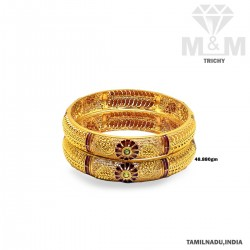 Popular Gold Fancy Bangle