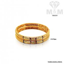 Favorite Gold Fancy Bangle