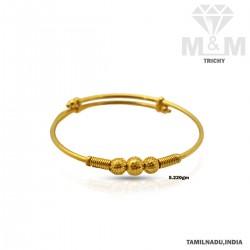 Literary Gold Baby Fancy Bracelet (Couple)