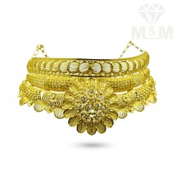 Dandy Gold Fancy Choker...