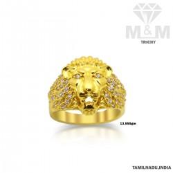 Sculpture Gold Casting Lion...