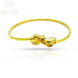 Exquisite Gold Bangle Type...