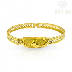 Famous Gold Fancy Bracelet