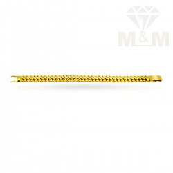 Glamorous Gold Fancy Bracelet