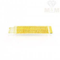 Gallant Gold Fancy Bracelet