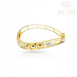 Gentle Gold Fancy Bracelet