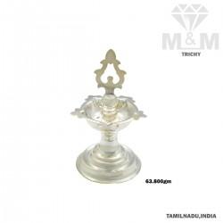 Sculpture Silver Kuthu...