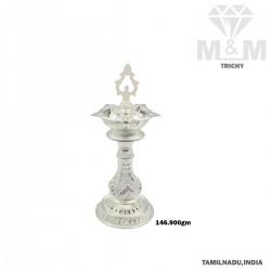 Embellish Silver Kuthu...