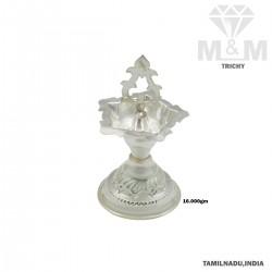 Beautify Silver Small Kuthu...