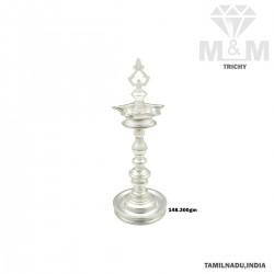Gorgeous Silver Kuthu...