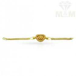 Exotic Gold Fancy Bracelet