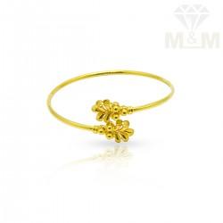 Enchanting Gold Fancy Bracelet