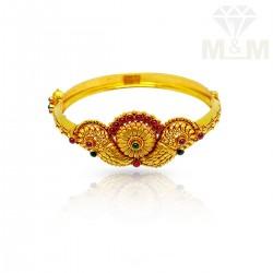 Famous Gold Fancy Bracelet