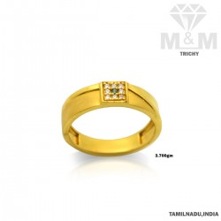 Fabulous Gold Casting Stone...