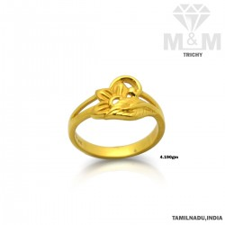 Famous Gold Casting Ring