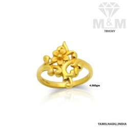 Favourable Gold Casting Ring