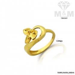 Fine Gold Casting Ring