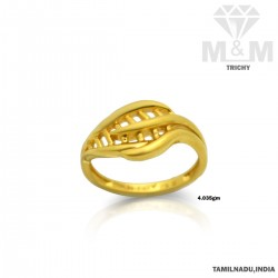Fine Looking Gold Casting Ring
