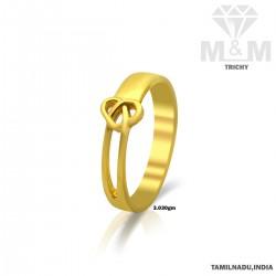 Ravish Gold Casting Ring