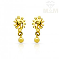 Miraculous Gold Casting Stud