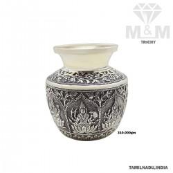 Sumptous Silver Antique Sombu