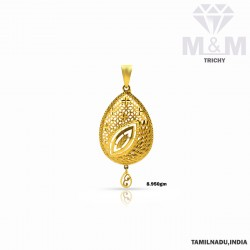 Celebrated Gold Fancy Pendant