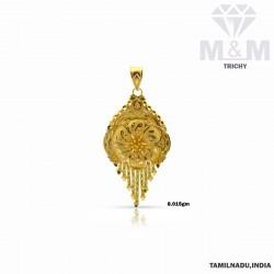 Discernible Gold Fancy Pendant