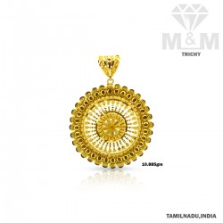 Memorable Gold Fancy Pendant