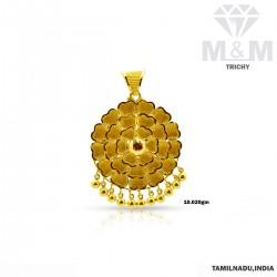 Strangest Gold Fancy Pendant