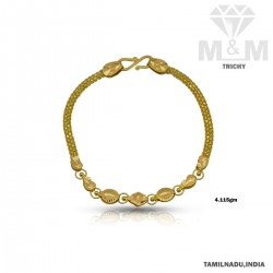 Fabulous Gold Fancy Bracelet