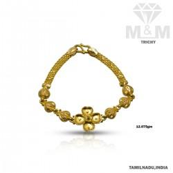 Prodigious Gold Fancy Bracelet