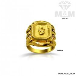 Prodigious Gold Fancy Ring