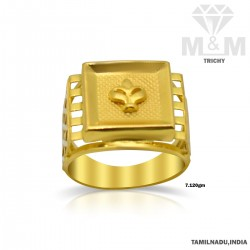 Splendid Gold Fancy Ring