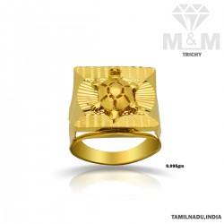 Stupendous Gold Fancy Ring