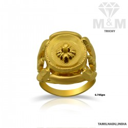 Niceness Gold Fancy Ring