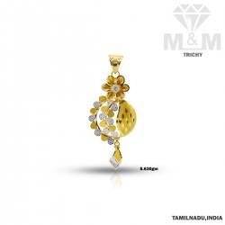 Alluring Gold Fancy Pendant