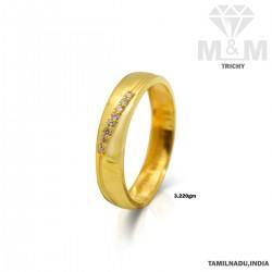 Fabulous Gold Couple Wedding Ring